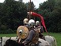 Roman Cavalry Reenactment - Roman Festival at Augusta Raurica - August 2013-031.JPG