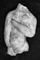 Roman ex-voto offering (?obstetrical) found in Suffolk. Wellcome M0008564.jpg