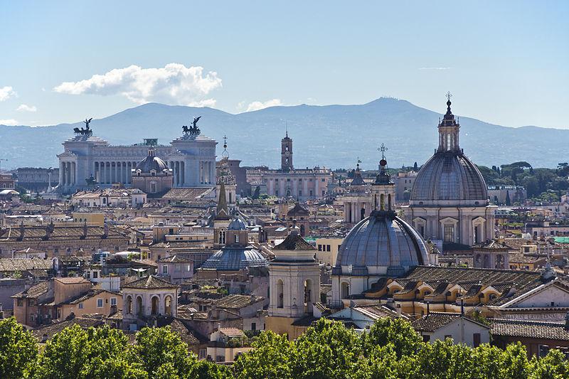 File:Rome Skyline (8012016319).jpg