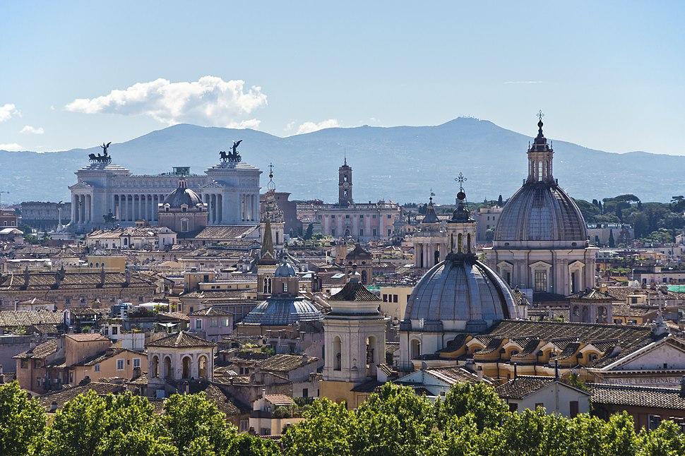 Rome Skyline (8012016319)