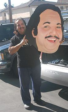 Ron Jeremy at set Not The Bradys XXX 2.jpg