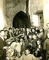 Rondalla de Mayos hacia 1925 La Villa Arco de Paniagua.jpg