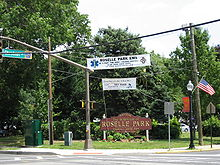 Roselle Park Welcome.JPG