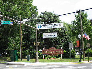 Roselle Park, New Jersey Borough in Union County, New Jersey, United States