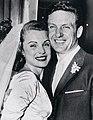 Rosemarie Bowe and Robert Stack wedding.jpg