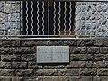 Rosières (Ardèche) - Maison paroissiale - Plaque.jpg