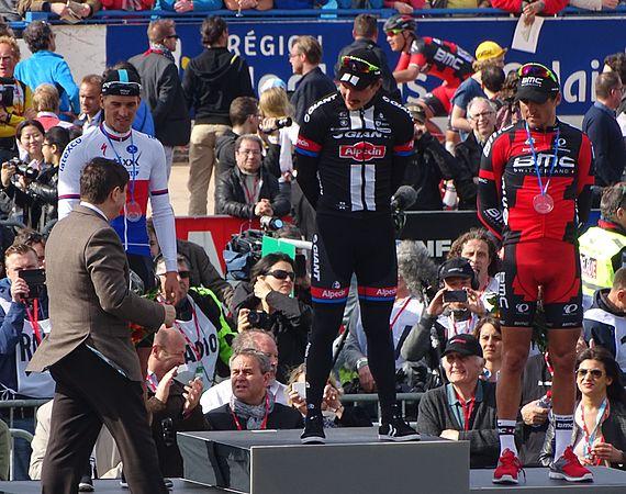 Roubaix - Paris-Roubaix, 12 avril 2015, arrivée (B23).JPG