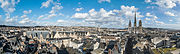 Rouen as seen from Le Gros Horloge tower 140215 1.jpg