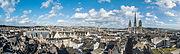 Rouen as seen from Le Gros Horloge tower 140215 1.jpg
