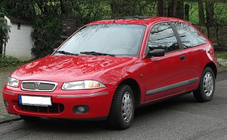 Rover Group - Rover 200 (1995–1999)