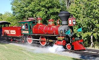 Roy O. Disney - Walt Disney World Railroad No. 4 Roy O. Disney