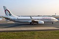 Royal Air Maroc, CN-ROY, Boeing 737-8B6 (16269619150).jpg