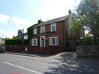 Scotby - The Royal Oak public house