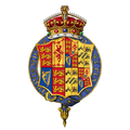 Royal Shield of Arms of Mary of Teck, Queen Consort of the United Kingdom.png