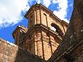 Ruínas do campanário da Igreja de São Miguel Arcanjo.JPG