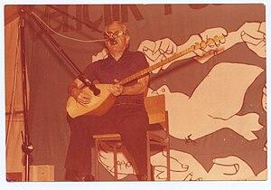 1985 in Turkey - Image: Ruhi Su 1.Gençlik Festivali Almanya