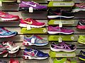 Running shoes display.JPG