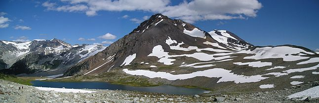 Russet Lake, Fissile Mountain.jpg