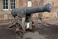 Russian Cannon at the Monmouth Regimental Museum 1.jpg