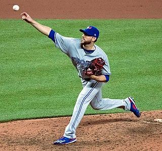 Ryan Tepera American baseball pitcher