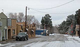 Rye, Colorado Town in Colorado, United States