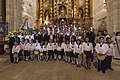 Sáenz de Buruaga y Arasti celebran la fiesta de `La Folía' con los vecinos y visitantes a San Vicente de la Barquera 01.jpg