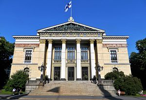 House of the Estates - The House of the Estates in Helsinki