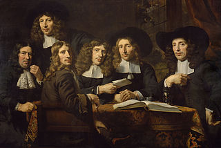 The directors of the Amsterdam Surgeon's guild