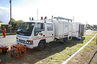 New South Wales State Emergency Service - Image: SES Wagga