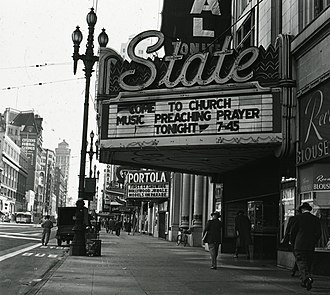 Grindhouse - Image: SF Theatre cinema