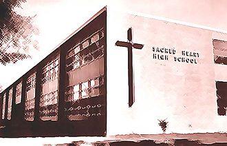 Sacred Heart High School (Roseville, Michigan) - SHHS Circa 1968