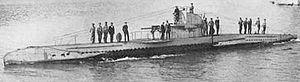 German Type UB II submarine - Image: SM UB 45