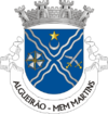 Coat of arms of Algueirão–Mem Martins
