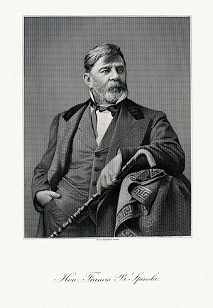 Francis B. Spinola - Image: SPINOLA, Francis B (BEP engraved portrait)