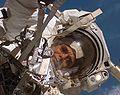 STS-116 Fuglesang EVA2 (ISS014-E-09795) head.jpg