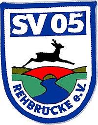 SV 05 Rehbrücke Wappen