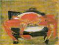 SaekiYūzō-1926-Crab.png