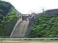 Sagae Dam spillway.jpg