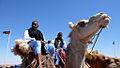 Saharaui y su camello - Saharauiak.jpg