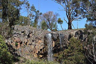Sailors Falls, Victoria Town in Victoria, Australia