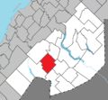 Saint-Elzéar-de-Témiscouata Quebec location diagram.png