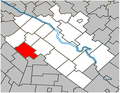 Saint-Eugène Quebec location diagram.PNG