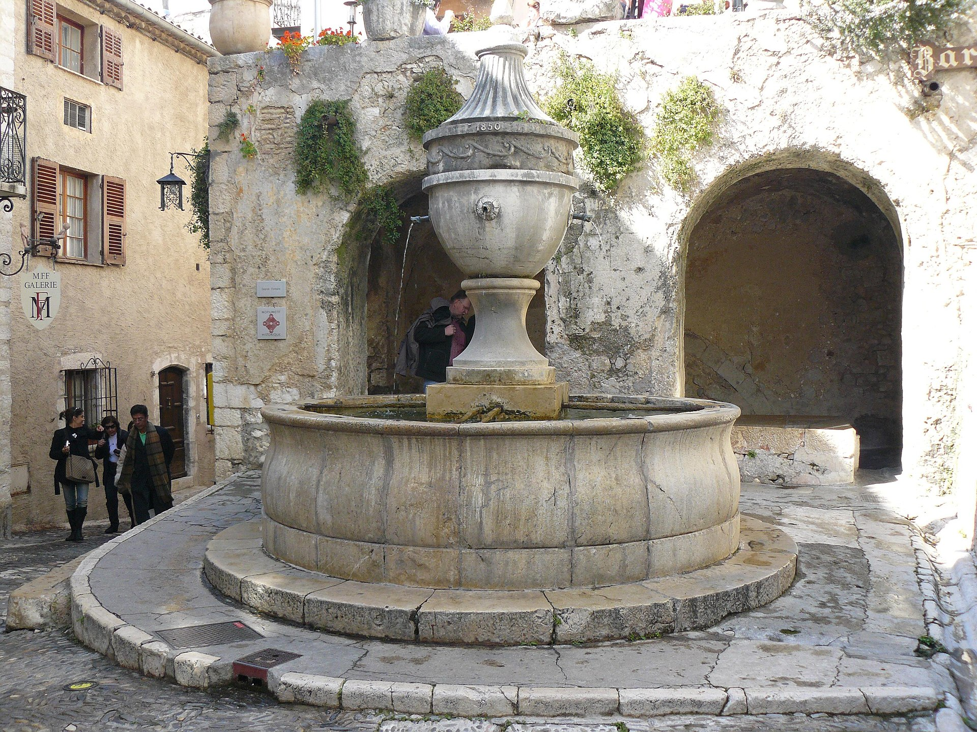 fountains in france wikipedia. Black Bedroom Furniture Sets. Home Design Ideas