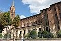 Saint Sernin. Plus de 900 ans, la plus grande église romane conservée au monde. - panoramio.jpg