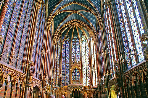 Thumbnail from Sainte-Chapelle