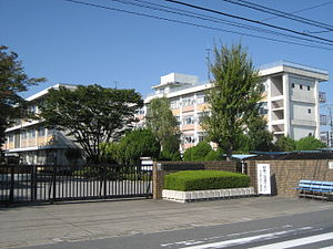 Saitama Prefectural,Urawa-Technical High School.JPG