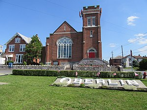 Oberlin, Pennsylvania - Image: Salem Oberlin PA