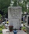 Salwator Cemetery, grave of Stanisław Paciorek (Polish painter), Waszyngtona Avenue, Kraków, Poland.jpg