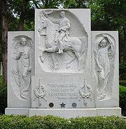 Sam Houston Grave