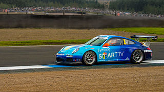 2013 Porsche Carrera Cup Great Britain
